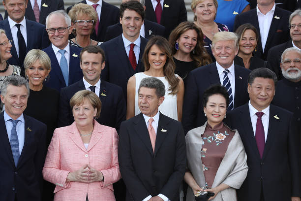 G20 Nations Hold Hamburg Summit:ニュース(壁紙.com)