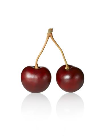サクランボ「Cherries」:スマホ壁紙(6)
