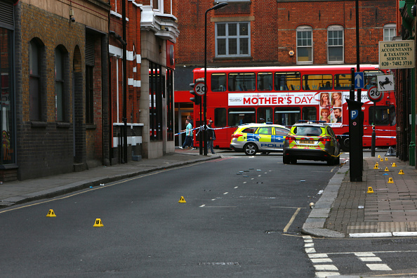 Bus「Incident in Camden Leaves Man Dead」:写真・画像(19)[壁紙.com]