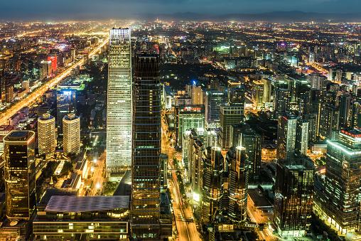 世界の風景(地域別)「近代的な超高層ビル」:スマホ壁紙(4)