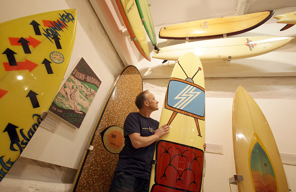 Adjusting「Press Preview Of The New Museum Of British Surfing」:写真・画像(14)[壁紙.com]