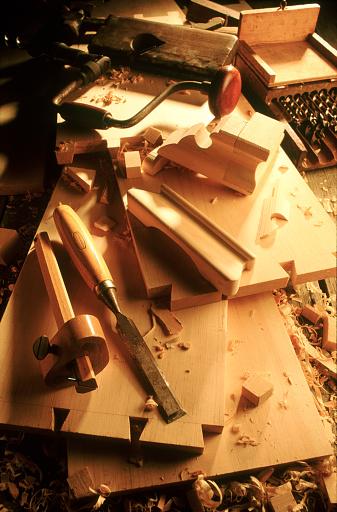 Chisel「Carpentry」:スマホ壁紙(6)