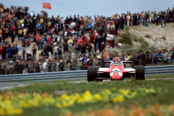 Grand Prix Motor Racing「Bruno Giacomelli, Grand Prix Of The Netherlands」:写真・画像(9)[壁紙.com]