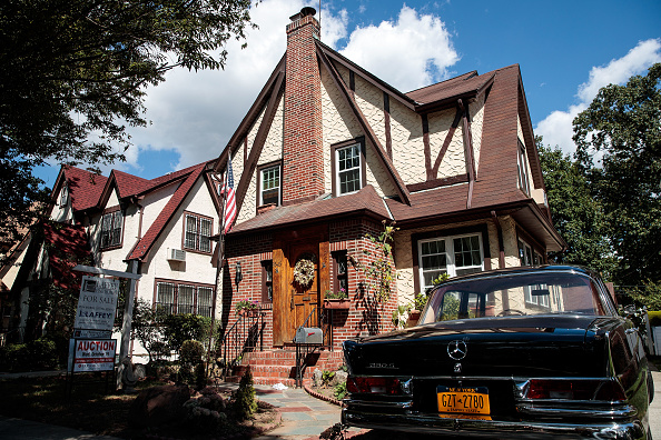 Childhood「Donald Trump's Childhood Home To Be Sold By Auction In October」:写真・画像(1)[壁紙.com]