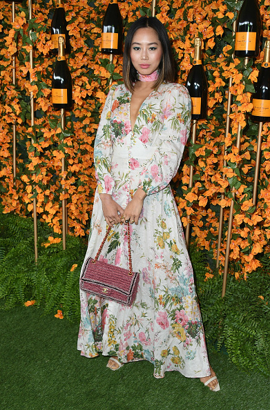 Aimee Song「9th Annual Veuve Clicquot Polo Classic Los Angeles - Arrivals」:写真・画像(13)[壁紙.com]