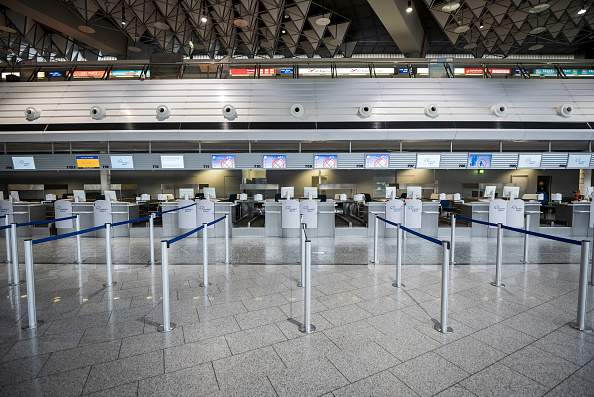No People「Trump Restricts Travel From Europe Over Coronavirus Fears」:写真・画像(8)[壁紙.com]