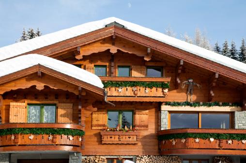 Savoie「Mountain home」:スマホ壁紙(15)