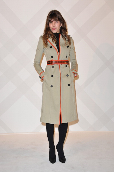 Hosiery「Burberry Celebrates Paris Boutique Opening At British Embassy - Red Carpet」:写真・画像(2)[壁紙.com]