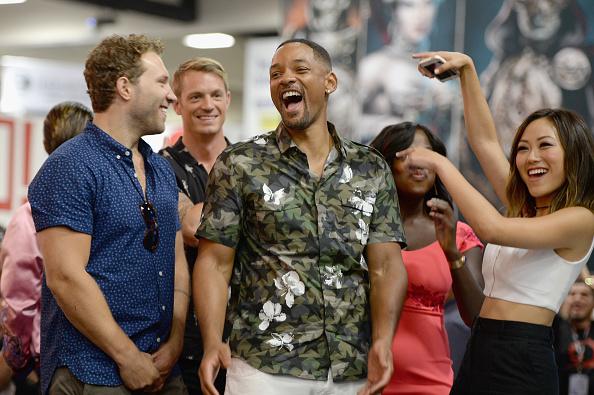 Comic con「Suicide Squad Cast Signing At San Diego Comic-Con 2016」:写真・画像(14)[壁紙.com]