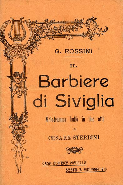 Opera「The Barber Of Seville」:写真・画像(16)[壁紙.com]