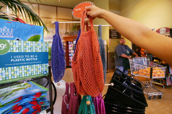 Reusable Bag「Whole Foods Bans Plastic Bags In All Of Its Stores」:写真・画像(9)[壁紙.com]