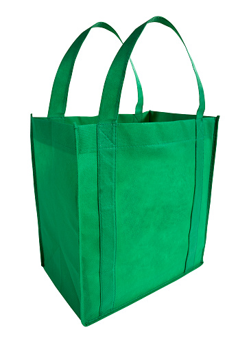 Environmental Conservation「Reusable, Green Shopping Bag」:スマホ壁紙(19)