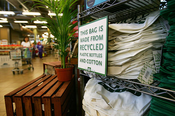 Whole Foods Bans Plastic Bags In All Of Its Stores:ニュース(壁紙.com)