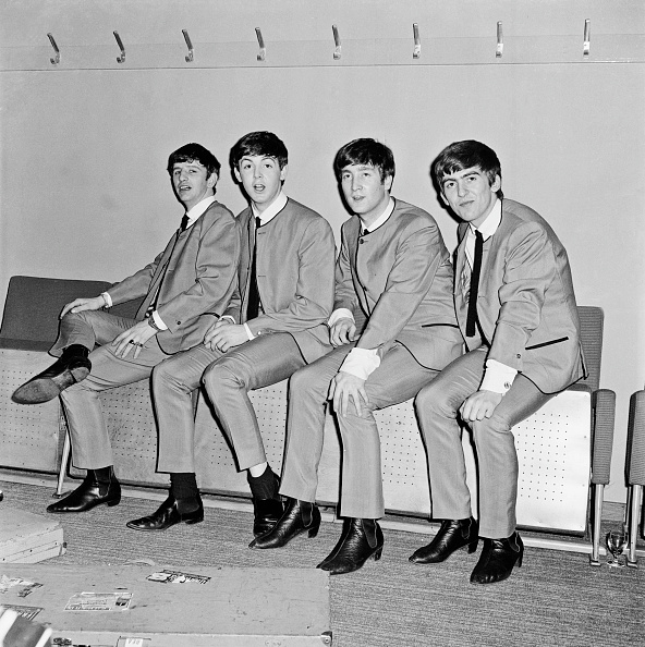 Shoe「Backstage Beatles」:写真・画像(10)[壁紙.com]