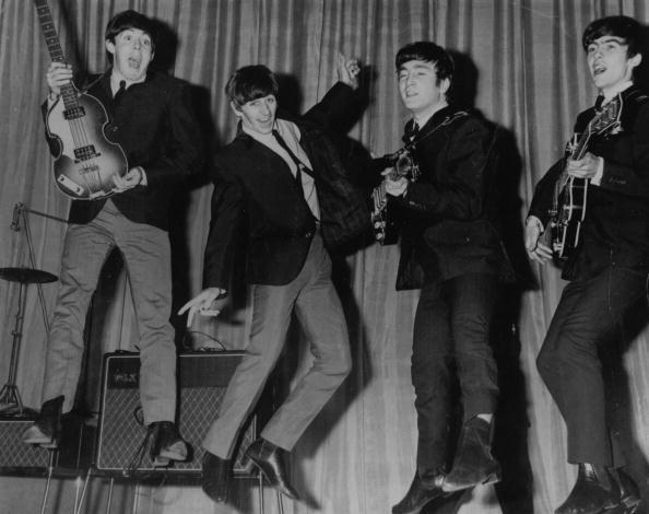 Musical instrument「Beatles Rehearsal」:写真・画像(4)[壁紙.com]