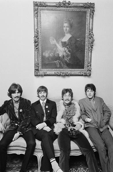 ポートレート「Beatles At Epstein's House」:写真・画像(18)[壁紙.com]