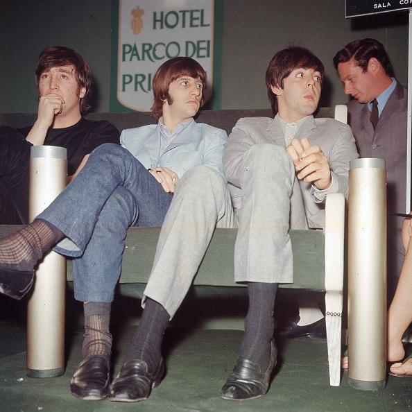 Image「The Beatles are in Rome for the Italian tour, Rome June 1965」:写真・画像(12)[壁紙.com]