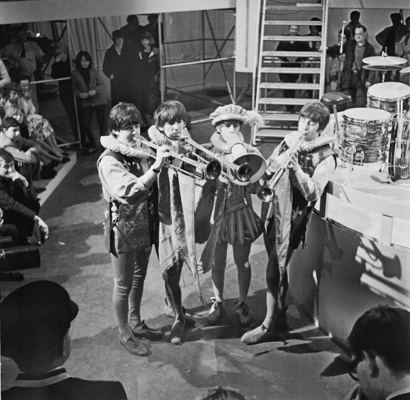 Trumpet「Beatles Rehearse Shakespeare」:写真・画像(0)[壁紙.com]