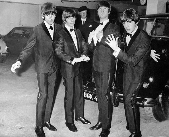 Larry Ellis Collection「Pre-Premiere Beatles」:写真・画像(8)[壁紙.com]