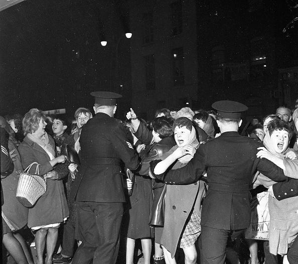 コンサート「The Beatles Concert, Dublin 1963」:写真・画像(13)[壁紙.com]