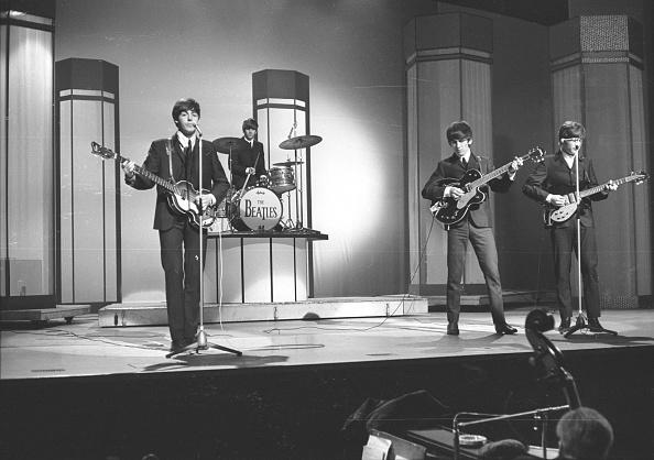 1964「Palladium Beatles」:写真・画像(7)[壁紙.com]
