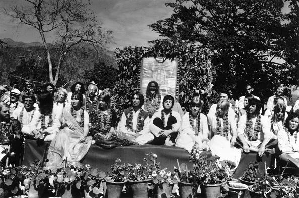 India「Beatles And Maharishi」:写真・画像(16)[壁紙.com]