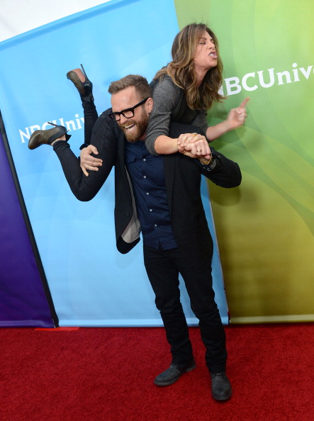 """Rolled-Up Sleeves「NBCUniversal's """"2013 Winter TCA Tour"""" Day 1 - Arrivals」:写真・画像(18)[壁紙.com]"""