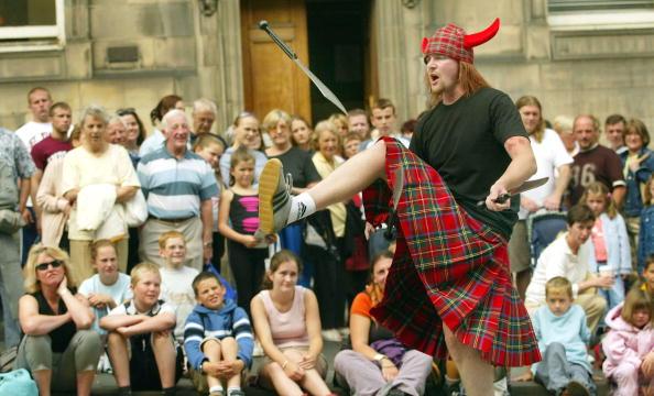 Horned「57th Edinburgh Festival Fringe 2003 」:写真・画像(14)[壁紙.com]