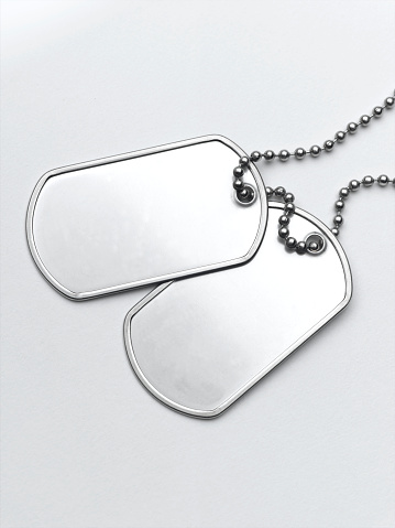 Name Tag「Dog Tags」:スマホ壁紙(19)