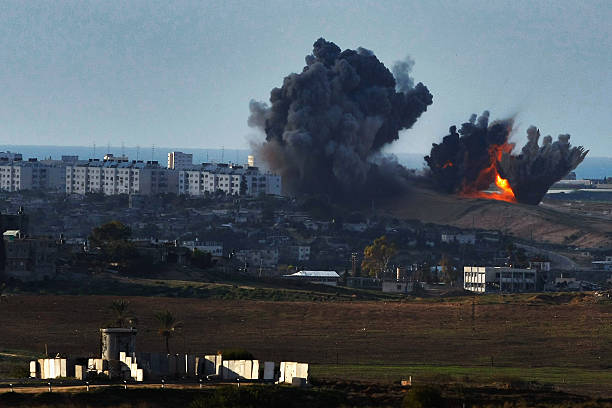 Israel Pushes More Troops To Gaza Border Amid Talks Of Ceasefire:ニュース(壁紙.com)