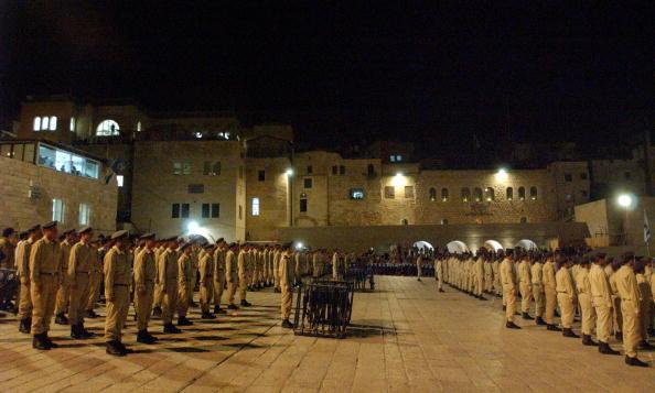 Marco Di Lauro「Israeli Soldiers Sworn In For Duty」:写真・画像(19)[壁紙.com]