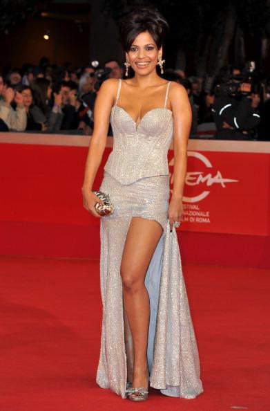 Bustier Dress「Gangor - Premiere: The 5th International Rome Film Festival」:写真・画像(19)[壁紙.com]