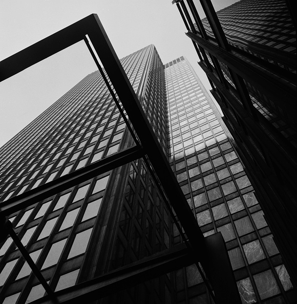 Architecture「Seagram Building」:写真・画像(8)[壁紙.com]