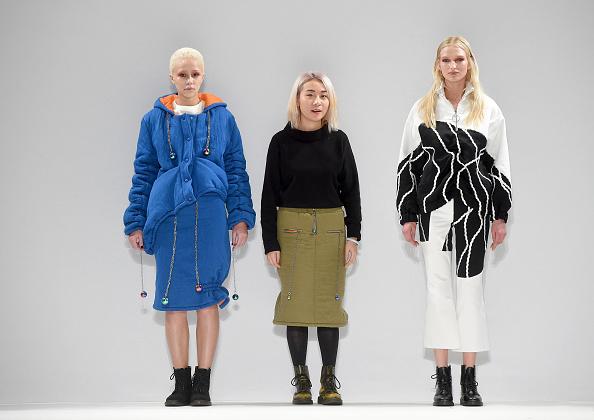 London Fashion Week「Ones To Watch - Runway - LFW February 2017」:写真・画像(10)[壁紙.com]