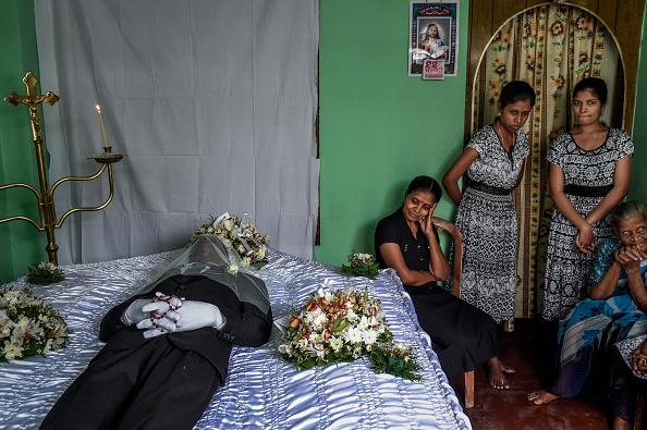 Bestof「Sri Lanka Mourns Victims of Easter Sunday Bombings」:写真・画像(6)[壁紙.com]