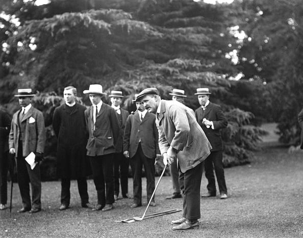 Putting - Golf「1908 J.H. TAYLOR」:写真・画像(14)[壁紙.com]