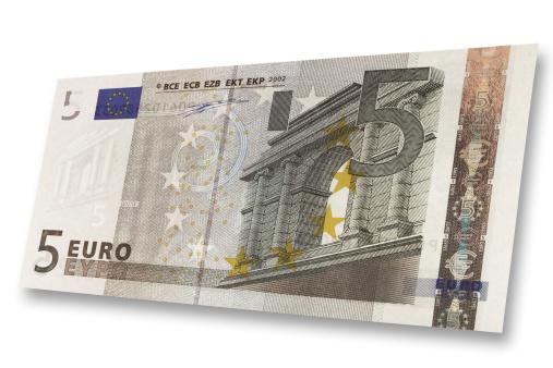 Paying「5 Euro note, front」:スマホ壁紙(0)