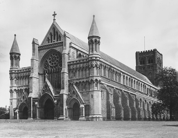 Architectural Feature「St Albans Cathedral」:写真・画像(17)[壁紙.com]