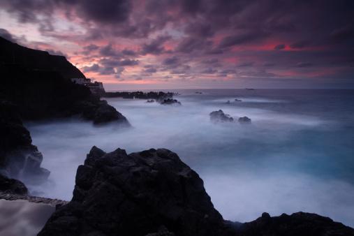 Porto Moniz「Coastline of Porto Moniz」:スマホ壁紙(19)
