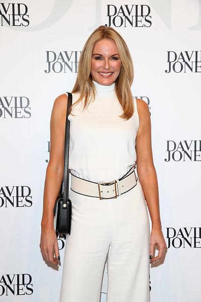 Belt「David Jones S/S 2013 Collection Launch - Arrivals」:写真・画像(17)[壁紙.com]