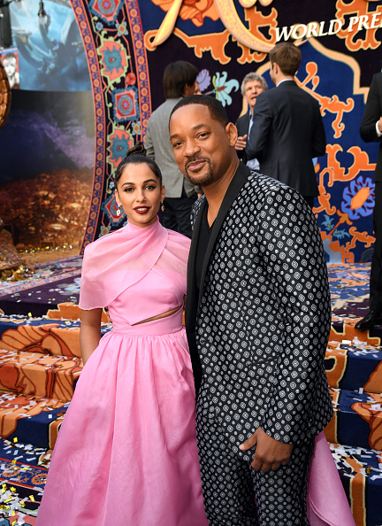 "Drop Earring「Premiere Of Disney's ""Aladdin"" - Red Carpet」:写真・画像(10)[壁紙.com]"