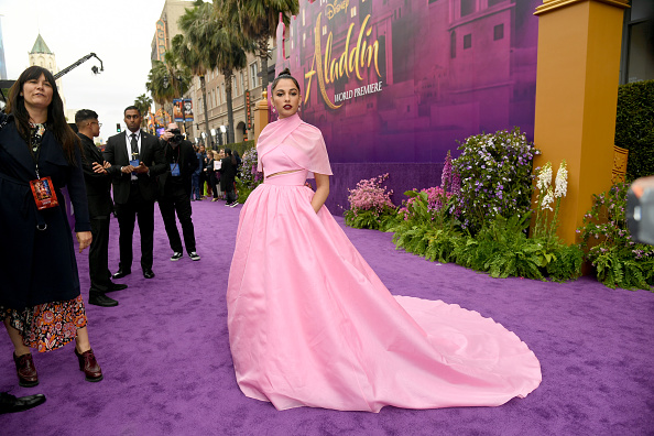 "El Capitan Theatre「Premiere Of Disney's ""Aladdin"" - Red Carpet」:写真・画像(13)[壁紙.com]"