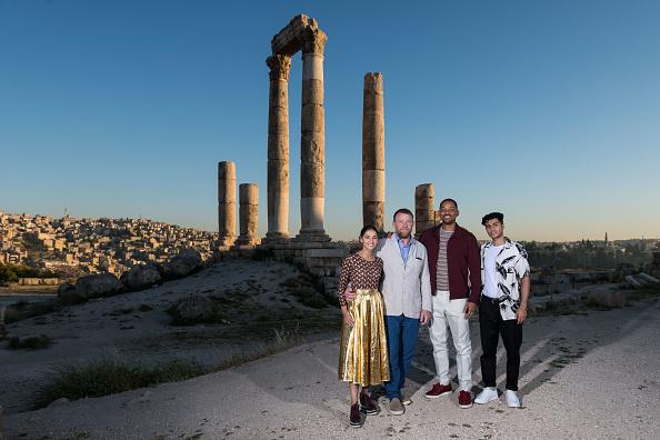 "Ian Gavan「Stars Of Disney's Live-action ""Aladdin"" Return To Jordan As Part Of The Film's Magic Carpet World Tour - Photocall」:写真・画像(6)[壁紙.com]"