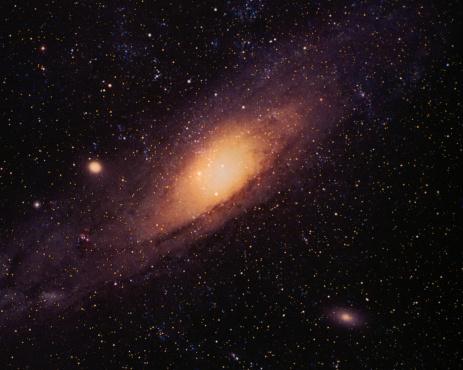 Andromeda Galaxy「Andromeda Galaxy」:スマホ壁紙(5)