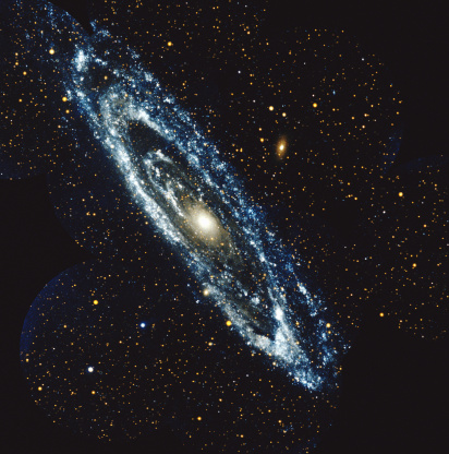 Andromeda Galaxy「Andromeda Galaxy」:スマホ壁紙(16)