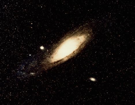 Andromeda Galaxy「Andromeda Galaxy」:スマホ壁紙(12)