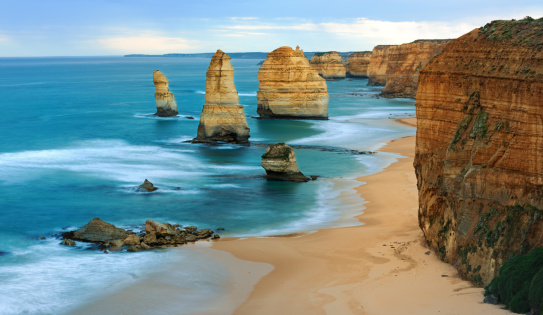 New Zealand「12 Apostles, Great Ocean Road, Victoria, Australia (XXXL)」:スマホ壁紙(17)