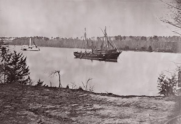 "Passenger Craft「US Gunboat ""Mendota」:写真・画像(8)[壁紙.com]"