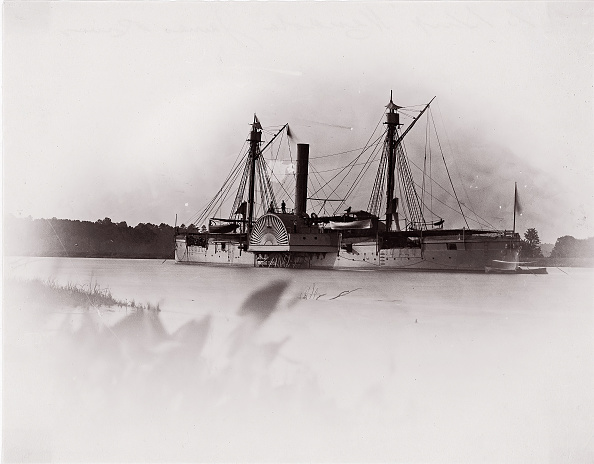 "Passenger Craft「US Gunboat ""Mendota」:写真・画像(5)[壁紙.com]"