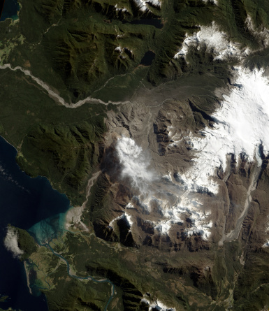 夏「The ChaitŽn Volcano」:スマホ壁紙(5)